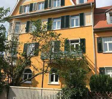 Exklusive 2,5-Zimmer-Wohnung mit Balkon und Einbauküche in Ulm
