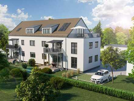 Provisionsfrei! exkl. sanierte 3-ZKB mit Süd-Terrasse Garten 43m² - ruhige zentrale Lage!