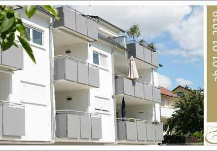 WOHLFÜHLEN in Willsbach | Großzügige 4 Zi. im EG mit Balkon, Gartenanteil, Garage + PKW-Stellplatz