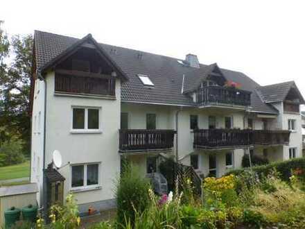 Tolle 2-Raum Wohnung mit schöner Aussicht in Schlettau