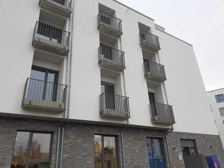 Bedingt barrierefreie Einzimmerwohnung in gehobener Wohnanlage