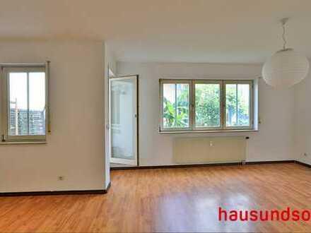 ***2-Zimmerwohnung mit Garten in der City sucht Mieter mit grünem Daumen***