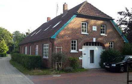 WG-geeignete Wohnung im Zweifamilienhaus - alter Dorfkern Wardenburg