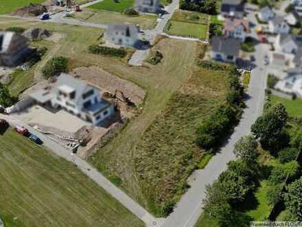 Voll erschlossenes Grundstück, kurzfristige Bebauung möglich!