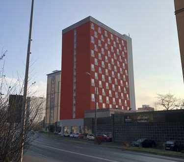 Suhl Innenstadt - 2-Raum Wohnung mit toller Aussicht