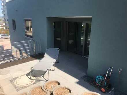Wohnung mit Terrasse für Sonnenanbeter