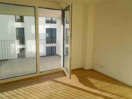 Leben und Wohnen im Einklang: Hochwertige 3-Zimmer-Wohnung mit Balkon zum Erstbezug in Ladenburg