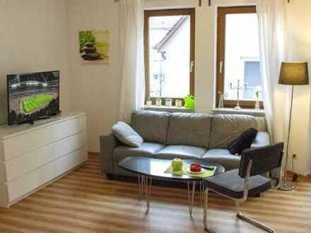 Serviced Apartment ohne Kaution und ohne Mindestmietdauer