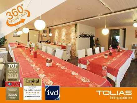Engagierter Gastronom für Gaststätte gesucht - 200 Sitzplätze + Pächterwohnung