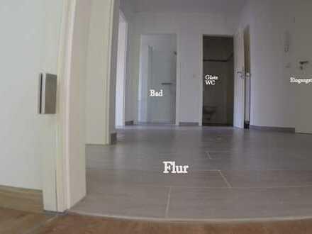 Neuwertige 3-Zimmer-Wohnung mit Balkon in Braunschweig