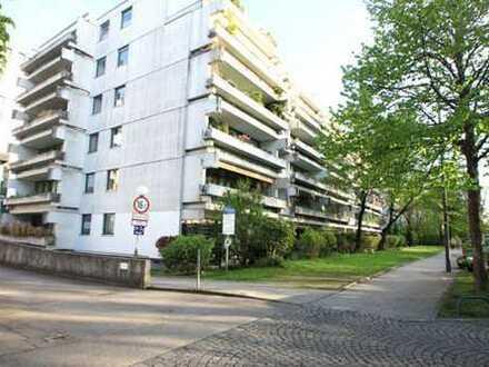 Für Kapitalanleger! **4,62% Rendite** vermietete 2-Zi.-Whg. mit Balkon in Haidhausen. Erbbaurecht.