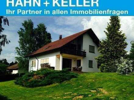 3 1/2 Zimmer-Wohnung mit herrlichem Gartengrundstück-In bester Lage!