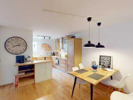 WOLFGANG SODENKAMP /// EG-Wohnung mit TG, Terrasse (Gartenanteil) und Hausmeisterservice