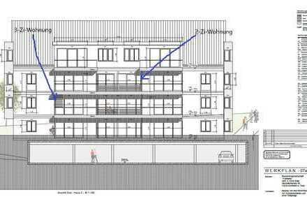 Erstbezug mit Balkon: Attraktive 2-Zimmer-Wohnung in Holzmaden