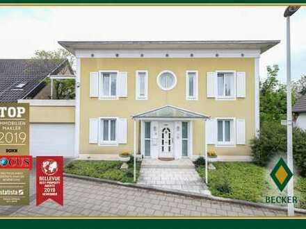 Freistehendes, vermietetes Einfamilienhaus mit Garage in ruhiger Lage von Bonn - Schwarzrheindorf.