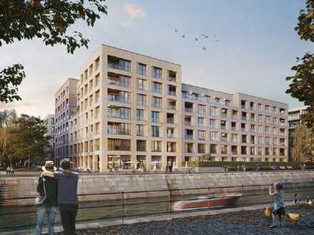 Wiener Etagen - gemütliche Wohnung am Spandauer Schifffahrtskanal- Erstbezug zum Januar 2020