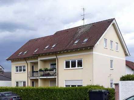 2 ZKB-Dachgeschosswohnung in Homburg-Beeden