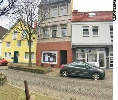 Solide Kapitalanlage: Mehrfamilienhaus mit 4 Wohnungen und Ladenlokal in zentraler Lage von Unna