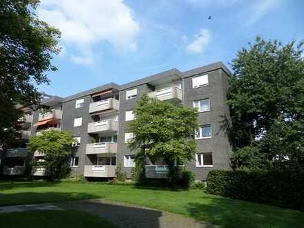 Sanierte 3-Zi.-Wohnung mit EBK und Balkon in Albachten
