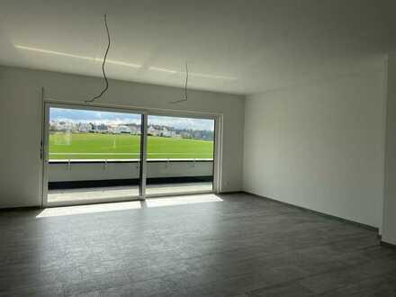 schöne 4-Zimmer-Penthouse-Wohnung Erstbezug Neubau, Horb-Hohenberg mit herrlichem Ausblick