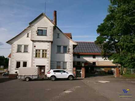 ***4500 m² Grundstück*** mit Bebauung in exponierter Lage von Eschwege