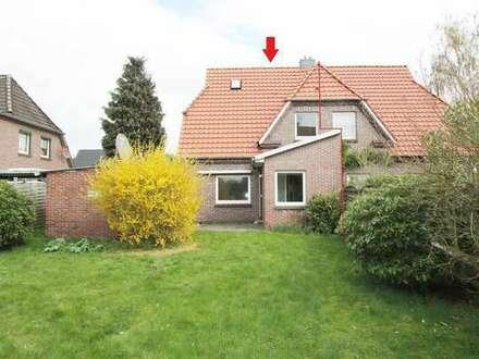 Handwerker aufgepasst! Doppelhaushälfte mit Garten in Zentrumslage von Rostrup!