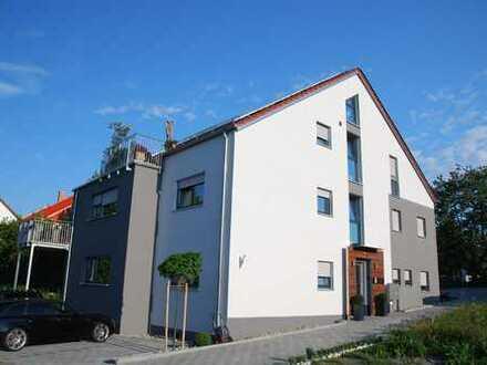 Johannesberg bei Aschaffenburg, Penthousewohnung, 5 Zimmer, Dachterrasse