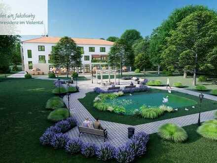 Leben am Jakobsweg - Seniorenresidenz im Violental - Pflegeappartment für Kapitalanleger