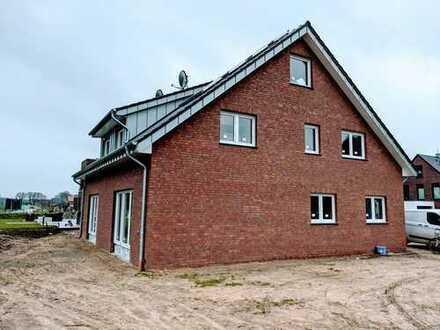 Neubau-Doppelhaushälfte mit Garten in Telgte