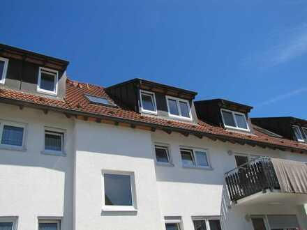 3 Zimmer-Dachgeschoßwohnung in Nagold-Hochdorf!