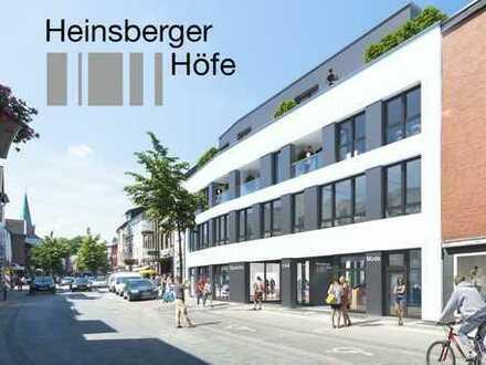 Hochwertige Eigentumswohnung im Herzen von Heinsberg mit Loggia