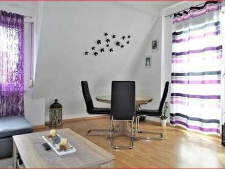 Singen – Nordstadt: Attraktive 3 Zimmer Wohnung  im Dachgeschoss inkl. Stellplatz!