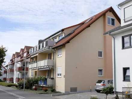 Schöne 4-Zimmer-Maisonette-Wohnung mit Balkon und EBK in Schriesheim