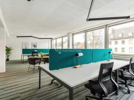 Private Büros mit flexibler Anmietung in direkter Nähe zum Aachener Hauptbahnhof