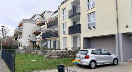 Exklusive, neuwertige 3-Zimmer-Wohnung mit Balkon und EBK in Offenbach am Main (Bürgel)