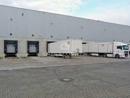 Moderner Logistikpark an der A2