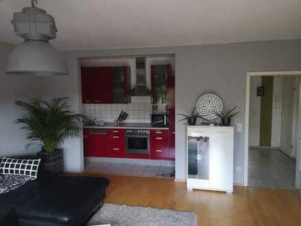 Gepflegte 2-Zimmer-DG-Wohnung mit EBK in Dülmen