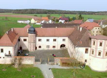 Geräumige Wohnung in Schloss Waizenbach
