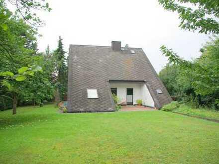 Freistehendes Wohnhaus in Pohlheim-Watzenborn-Steinberg mit schönem, sichtgeschütztem Garten