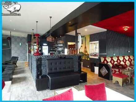 Ranstadt: Shisha Bar mit Terrasse und guter Ausstattung in bester, sehr werbewirksamer Lage