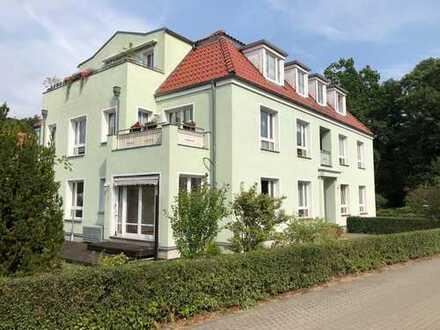 Sonnige, ruhig gelegene 2 - Zimmer - Wohnung im Erdgeschoss in Bad Freienwalde!