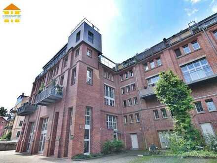 Sichere Kapitalanlage in Chemnitz-Altendorf! Vermietete Maisonette-Wohnung mit Terrasse!