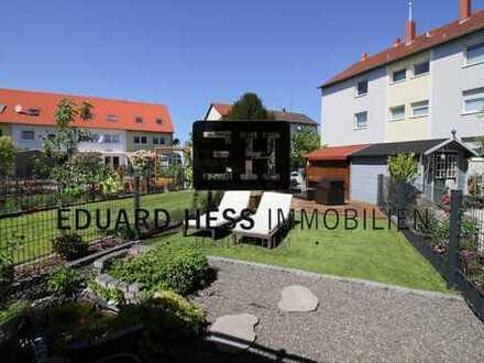 **Neuwertiges Reihenhaus mit Garten und Stellplatz – in bester Wohnlage von Mutterstadt**