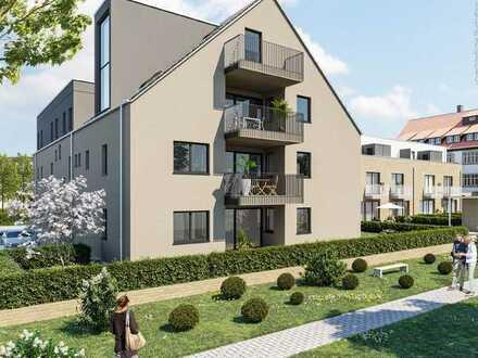 Wohnen auf zwei Etagen im Zentrum von Sinzheim