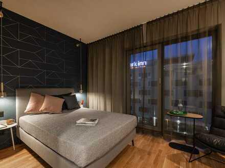 Möbliertes XS Apartment Frankfurt Gateway Gardens