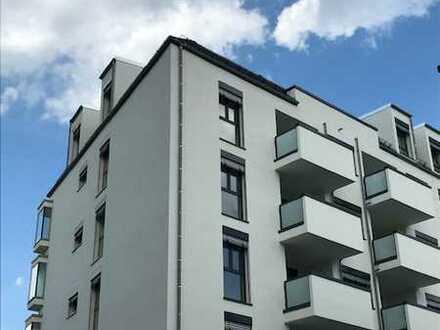 Nähe Gewandhaus und Augustusplatz: 4-Zi. Neubau: Erstbezug mit gehobener Ausstattung