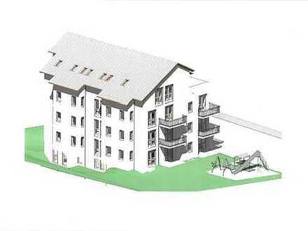 !! NEUBAU - ERSTBEZUG !! 3 ZKB mit traumhafter Terrasse im neuen 12 Familien Haus in St. Leon-Rot