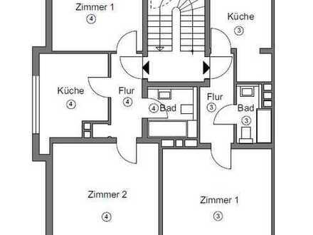 Top Kapitalanlage 2 in 1 Wohnung/en oder Eigennutz