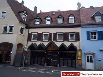 Wohn- und Geschäftshaus zentral in Würzburg - Heidingsfeld
