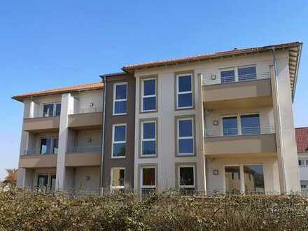 Gemütliche 2-Zimmer-Neubauwohnung im Erdgeschoss in Neuendettelsau